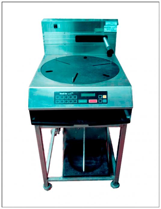 dispensador automatico de salsa de tomate para pizza